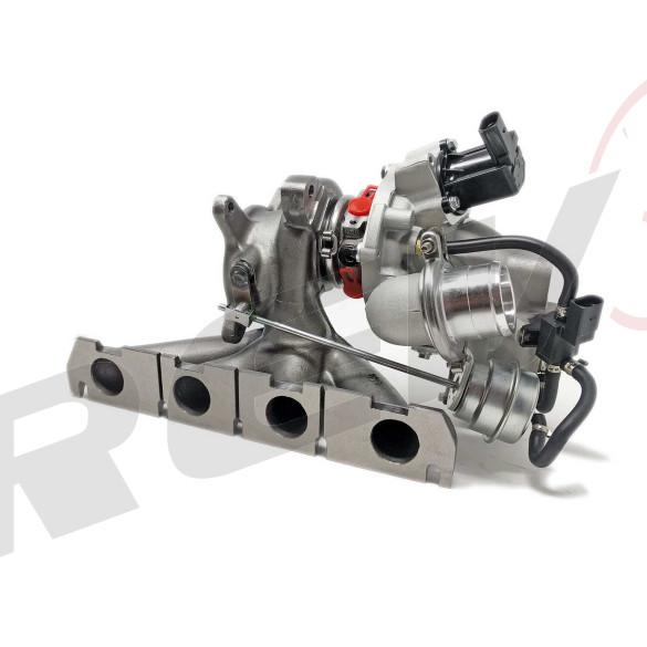 K04 F23T Turbocharger Manifold (Audi / Volkswagen FSI, TFSI, TSI) (Billet Compressor Wheel 62mm)