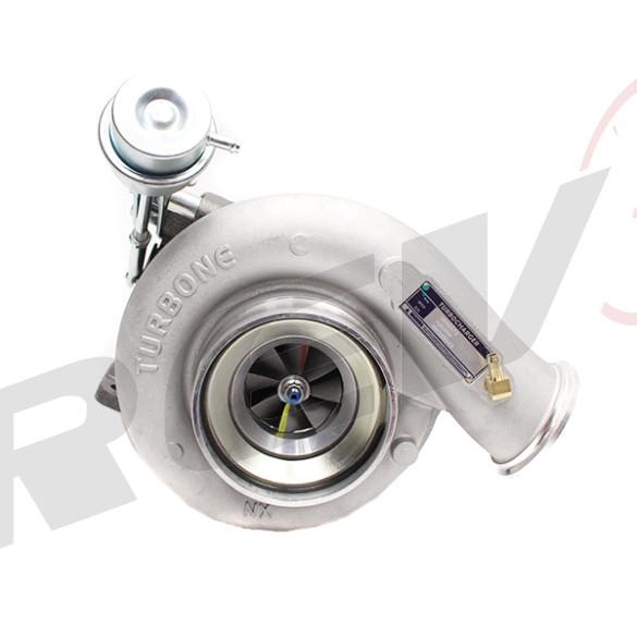 HX35W Diesel T3 Turbocharger (1996-1998 Dodge RAM 6BT 5.9L Manual Transmission)