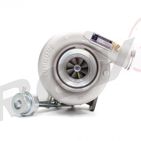 HX35W Diesel T3 Turbocharger (Dodge Ram 6BTAA 5.9L)