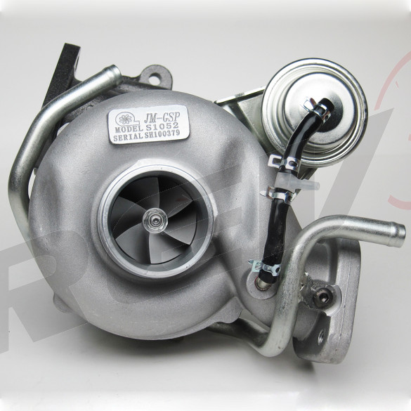 VF52 Turbocharger, Factory Replacement, Subaru Outback 2005-09