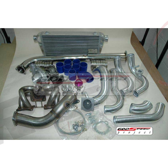 Nissan 240SX 89-90 (KA24E) T3T4 Turbocharger Kit