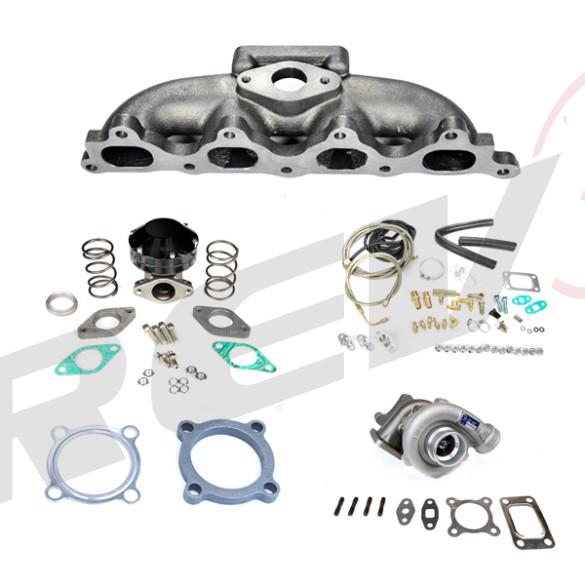 Honda Accord 90-93 T3 Turbocharger Setup Kit