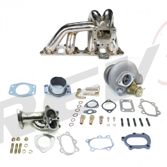 Nissan 240SX S13 S14 SR20 18G Turbocharger Setup Kit
