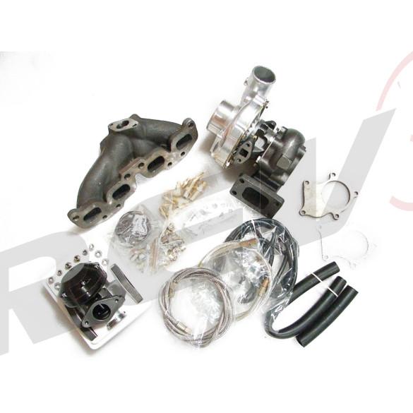 Nissan Sentra 2000-06 QR25 T3T4 Turbocharger Setup Kit
