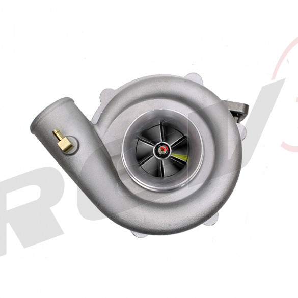 TX-50E-57 Turbocharger .85AR (T3 Flange / 2.5 in. V-Band Exhaust)