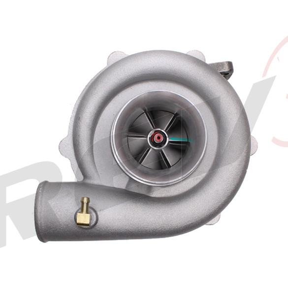 TX-50E-57 Turbocharger .63AR (T3 Flange / 4-Bolt Exhaust)