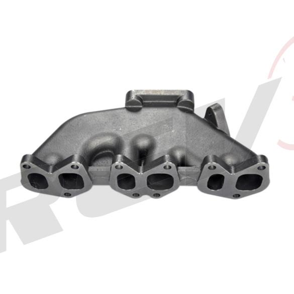 Volkswagen VR6 2.8L V6 T3 Flange Cast Manifold Fits T3/T3T4 Hybrid Turbo
