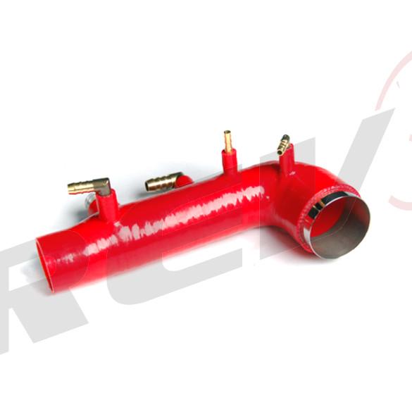 Subaru Impreza WRX 02-07 (EJ20)/ STI 04-14 (EJ25) Turbo Silicone Induction Hose (Red)