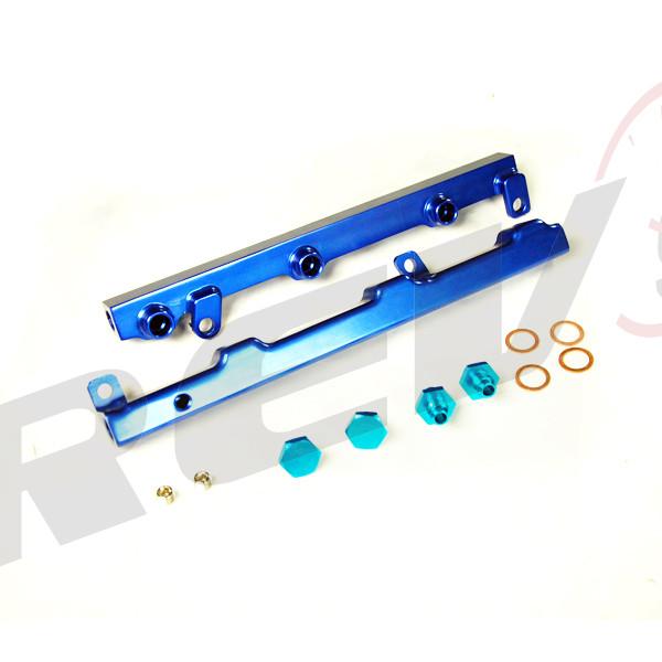High Flow Fuel Rail Kit for Nissan 350Z / Infiniti G35 VQ35DE Motor