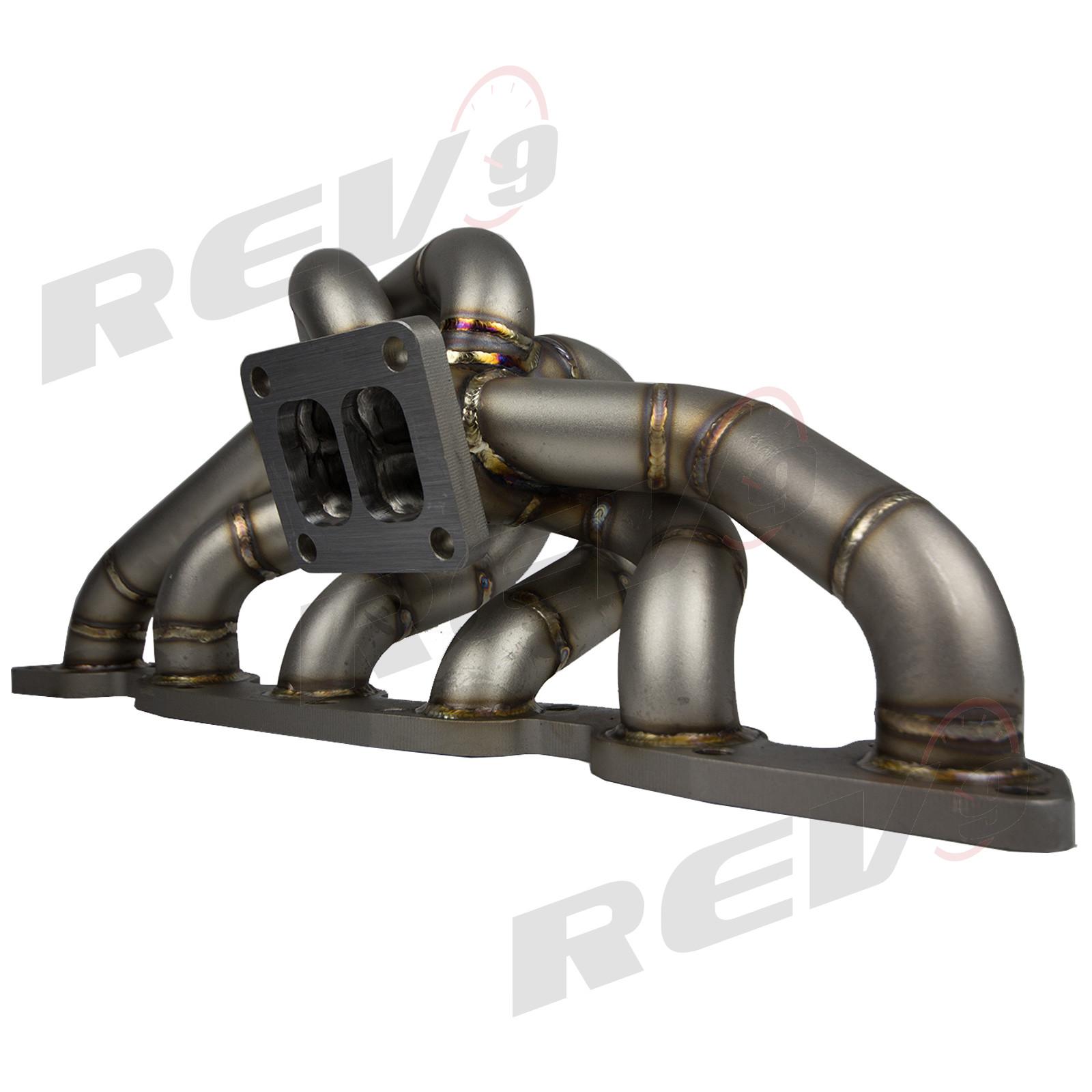 Rev9Power: HP-Series Nissan RB26 Equal Length T4 Top Mount