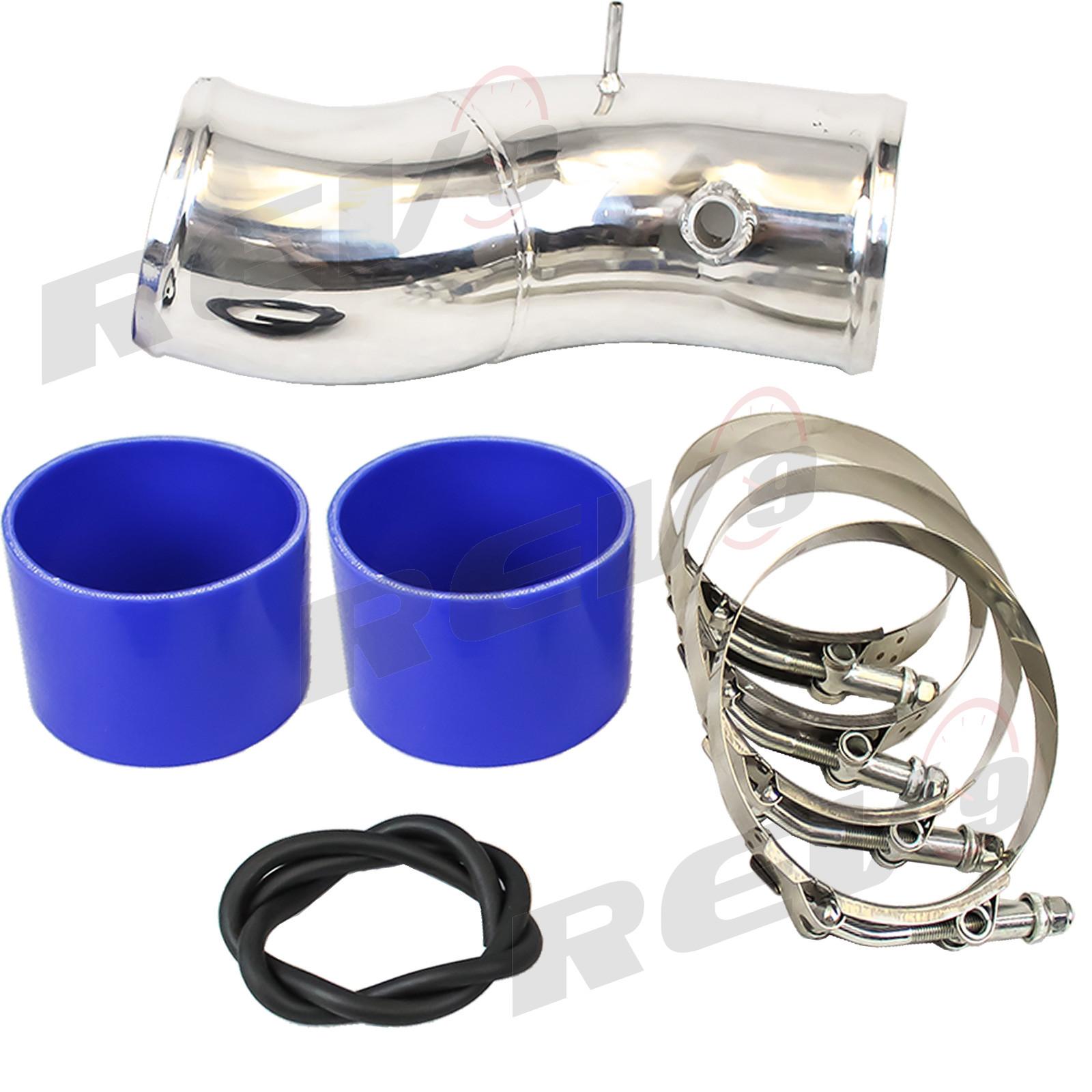 "For 99-03 Ford Super Duty 7.3L PowerStroke Diesel GTP38 4/"" Air Intake Pipe Kit"