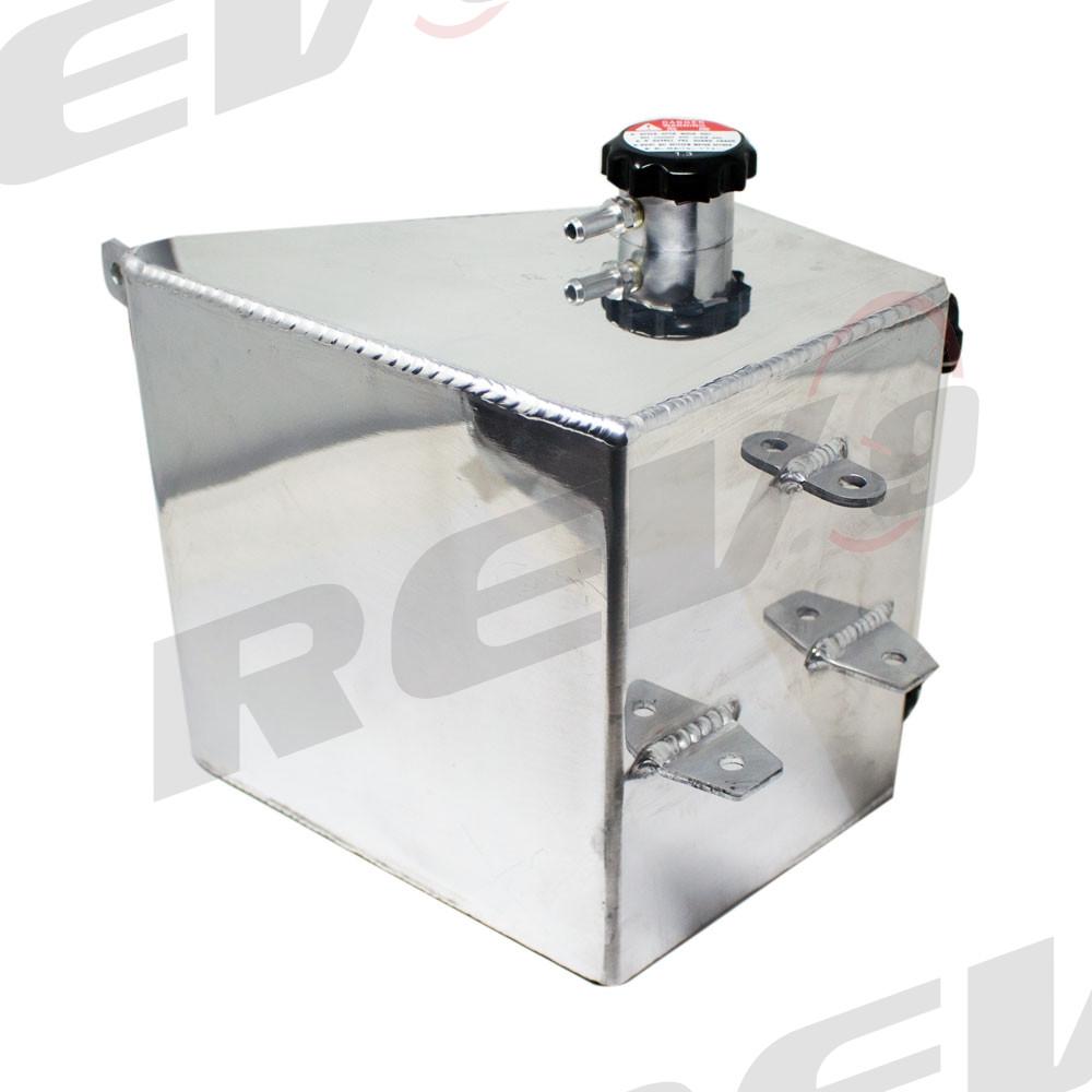 Rev9Power: Aluminum Coolant Expansion Overflow Tank