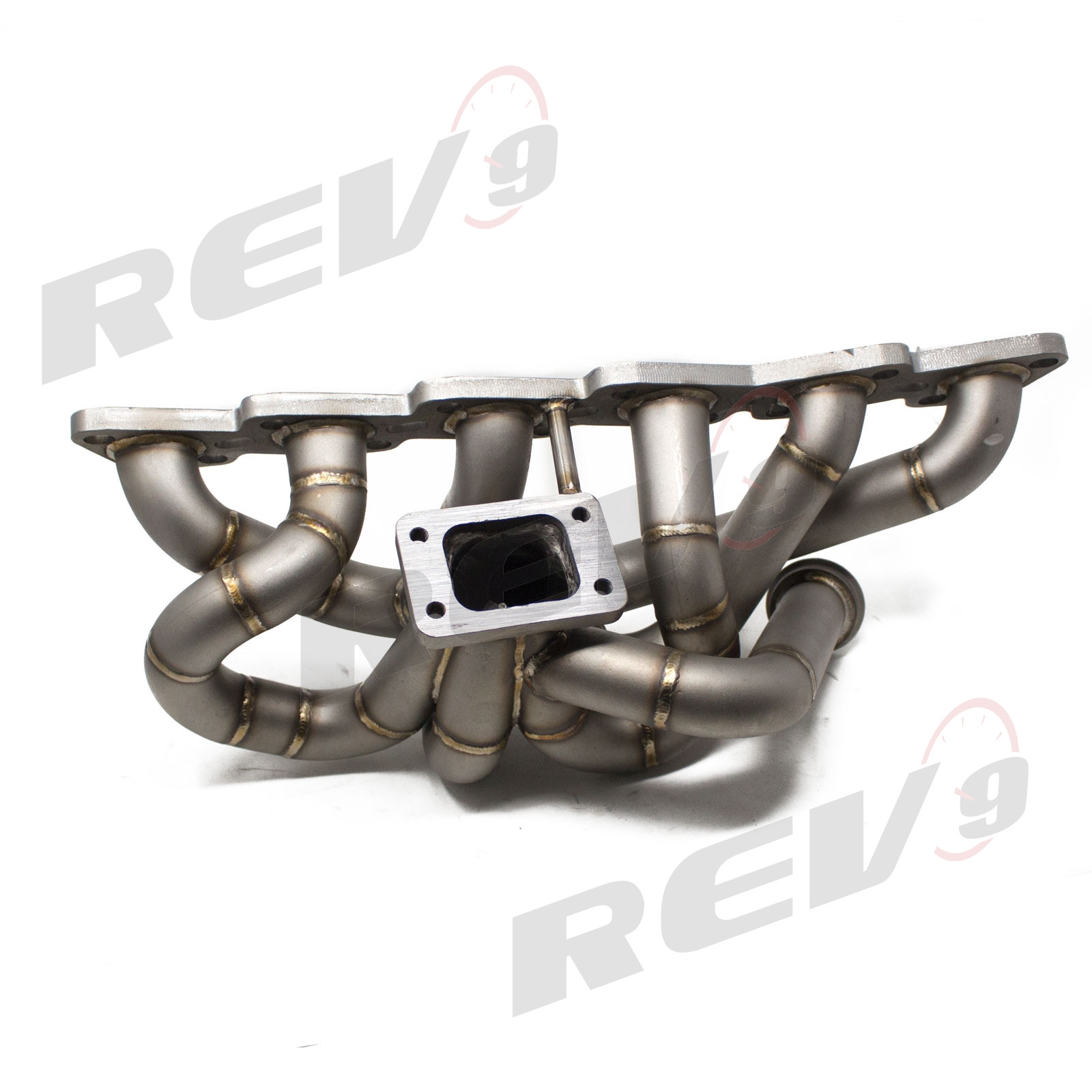 HP-Series Nissan RB25 Equal Length T3 Top Mount Turbo Manifold
