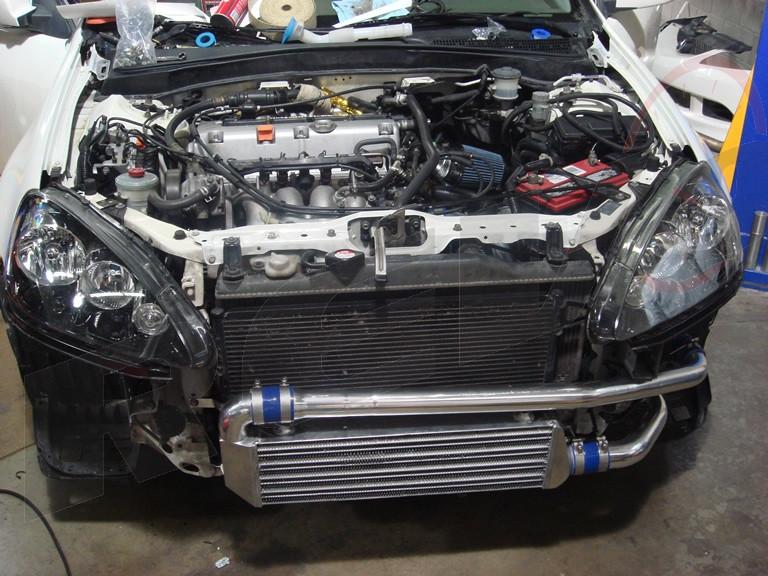 RevPower Acura RSX KA TT Turbonetics Turbocharger Kit - Acura rsx type s turbo kit