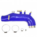 Subaru Legacy GT 2007-09 EJ25 Silicone Turbo Inlet (Blue)