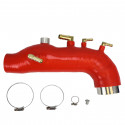 Subaru Impreza WRX 2008-14 EJ25 Silicone Turbo Inlet (Red)