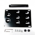 Nissan GTR 09-15 License Plate Mounting Kit