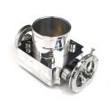 Universal Billet Aluminum 65mm Throttle Body with Adaptor Plate