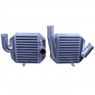 Audi S4 2000-02/Allroad 2001-05 Bolt-On Side Mount Twin Intercooler