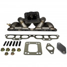 HP-Series Nissan 240SX SR20 Equal Length Top Mount T3/T4 Turbo Manifold