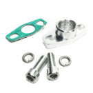"Turbo Oil Drain Flange Adaptor 1/2"" NPT (GT25R, GT28R, GT30R, and GT35R)"