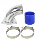 "Ford F250 F350 03-07 6.0L Powerstroke Diesel 3"" Intake Charge Pipe Kit"