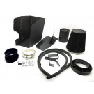 "Ford F250 F350 F450 F550 Super Duty Diesel 08-10 6.4 V8 4.5"" Intake Kit (Wrinkle Black)"