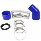 "Ford Super Duty 99-03 7.3L GTP38 PowerStroke Diesel 4"" Turbo Intake Pipe Factory Kit"
