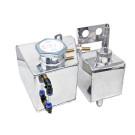 Aluminum Coolant And Power Steering Tank Kit - Mini Cooper / Cooper S 2002-08