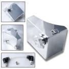 Aluminum Coolant Expansion Overflow Tank - Nissan 240SX 1989-1994 S13