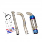 "Single Exit Cat-Back Exhaust Kit, Titanium, 2.75"" Inch, Honda S2000 00-09 (AP1/AP2)"