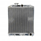 Honda Civic 92-95 96-00 Aluminum Radiator