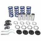 Acura, Honda Lowering Spring Sleeve Kit with Scale (Blue)