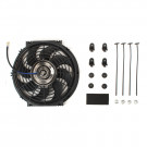 Universal Electric Radiator Slim Fan - 10 in.