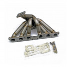 HP-Series Toyota 2JZ-GE N/A Motor Equal Length T4 Turbo Manifold Divided Flange