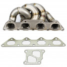 HP-Series Mitsubishi Lancer Evo 7 Evo 8 Evo 9 4G63 Equal Length Turbo Manifold, 45mm Runner