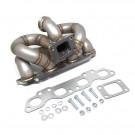 HP-Series Nissan 240SX SR20 Top Mount Ram Horn Equal Length T3 Turbo Manifold