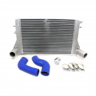Audi A3/S3 8P 1.8 TSI 2.0 TFSI Front Mount Intercooler Kit (Version 2), Black Hose Kit