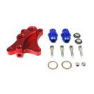 Nissan 240SX SR20 Oil Block Adaptor
