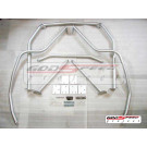 Nissan 240SX S13 89-94 6-Point Roll Cage (Fastback / Coupe)