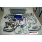 Nissan 240SX 89-90 (KA24E) T3T4 Turbocharger Kit