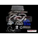 Nissan 240SX 91-94 (KA24DE) T3T4 Turbocharger Kit