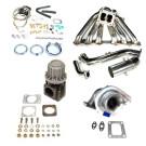 Toyota Supra 93-98 2JZGE T04B Turbocharger Setup Kit (2JZGE)
