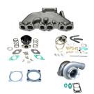Volkswagen Golf R32 VR6 GT35 Turbocharger Setup Kit