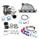 Volkswagen Passat / Audi A4 1.8T GT35 Top Mount Turbocharger Setup Kit