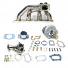 Nissan 240SX S13 S14 KA24DE 18G Turbocharger Setup Kit