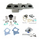 Mitsubishi Eclipse 90-94 95-99 420A T3T4 Turbocharger Setup Kit