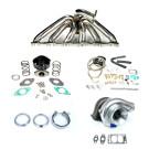 Nissan Skyline R32 R33 R34 RB25 T67 Top Mount Turbocharger Setup Kit