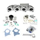 Volkswagen Golf Jetta Seat Cupra 1.8 2.0 T3T4 Turbocharger Setup Kit