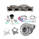 Dodge Neon SRT4 SRT-4 T3 Turbocharger Setup Kit